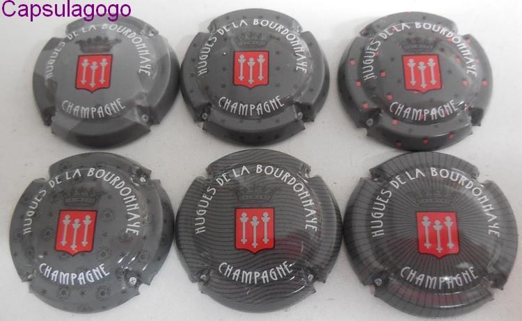 Serie 000 499 bourdonnaye hugues de la